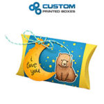 custom pillow boxes, pillow boxes USA