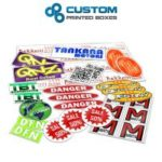 custom printed stickers, custom printed stickers in usa